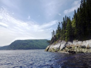 Fjord of Saguenay